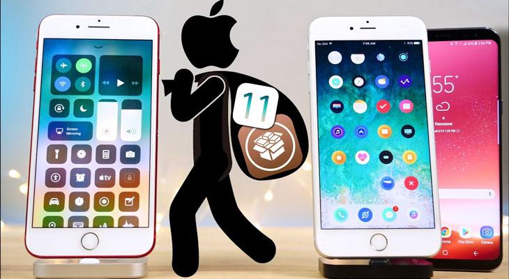 El Jailbreak para iOS 11 es lanzado de forma oficial