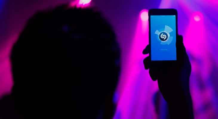 Apple podría comprar Shazam por 400 millones de dólares