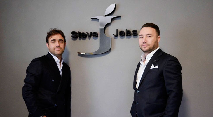 Una firma italiana podrá usar el nombre Steve Jobs para su marca de ropa