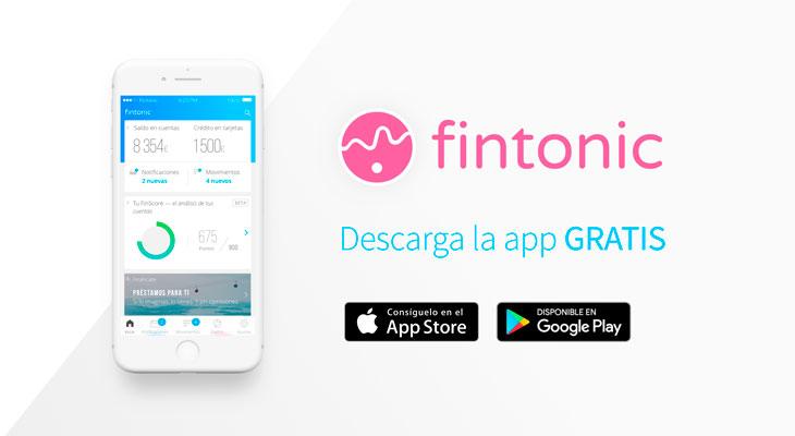 Fintonic: la forma de ahorrar hasta 5000€ al año desde tu iPhone