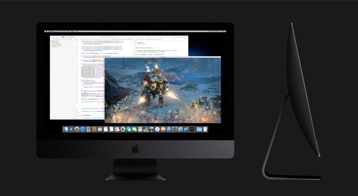 El iMac Pro ya está disponible en la Apple Store a partir de 5.499 €