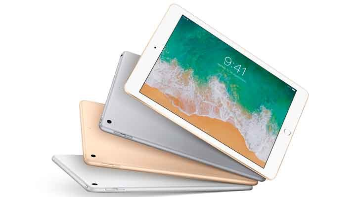Apple podría lanzar el iPad más económico de su historia en 2018
