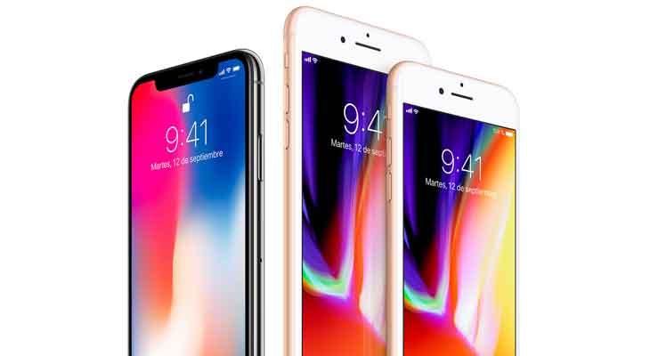 Consumer Reports puntúa mejor al iPhone 8 que al iPhone X en su último informe
