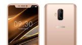 Una compañía china crea un híbrido entre el iPhone X y el Galaxy S9 con lector de huella digital en la pantalla