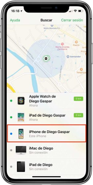 Encontrar-iPhone-apagado