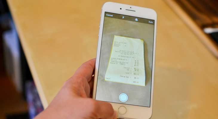 Cómo escanear documentos con tu iPhone
