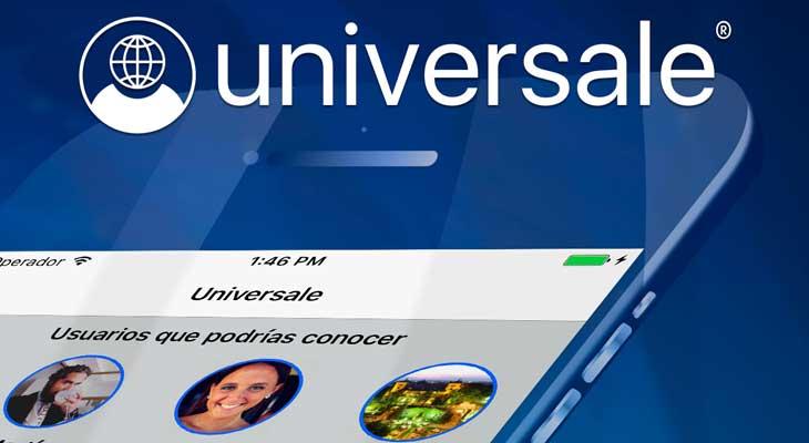 Universale es la agenda de contactos en la que está todo el mundo