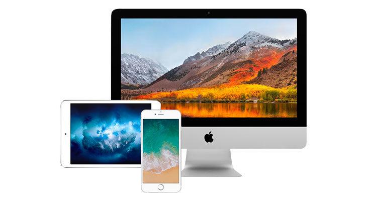 Apple lanza iOS 11.2.2 y macOS High Sierra 10.13.2 para solucionar un grave problema de seguridad