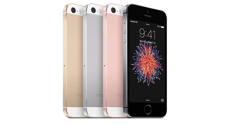 Vuelven los rumores de que el iPhone SE 2 llegará en 2018