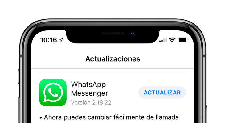 WhatsApp se actualiza con estas novedades