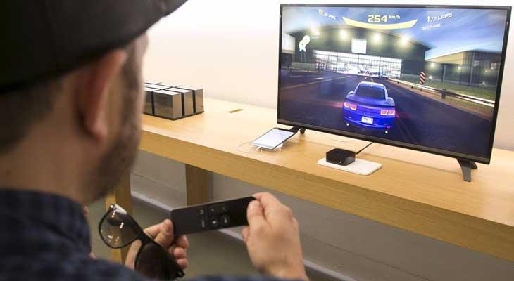 Una consola de videojuegos podría ser lo próximo de Apple