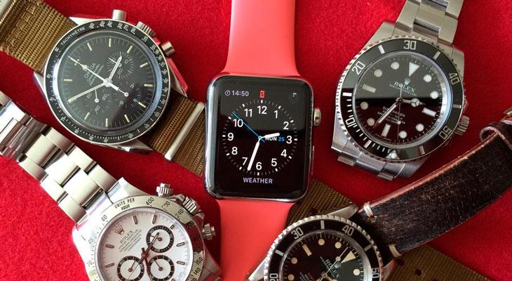 El Apple Watch vendió más que toda la industria relojera suiza durante el último trimestre