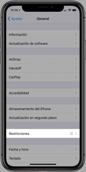 Brillo-automático-iPhone-iOS-11