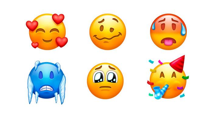 Emojis-Smileys