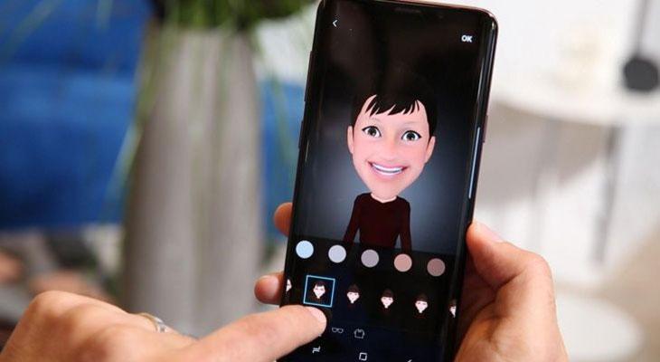 Samsung niega haber copiado los Animoji de Apple