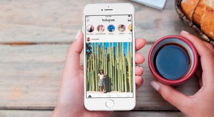 Instagram pronto podría avisarnos si alguien hace una captura de pantalla de nuestras historias