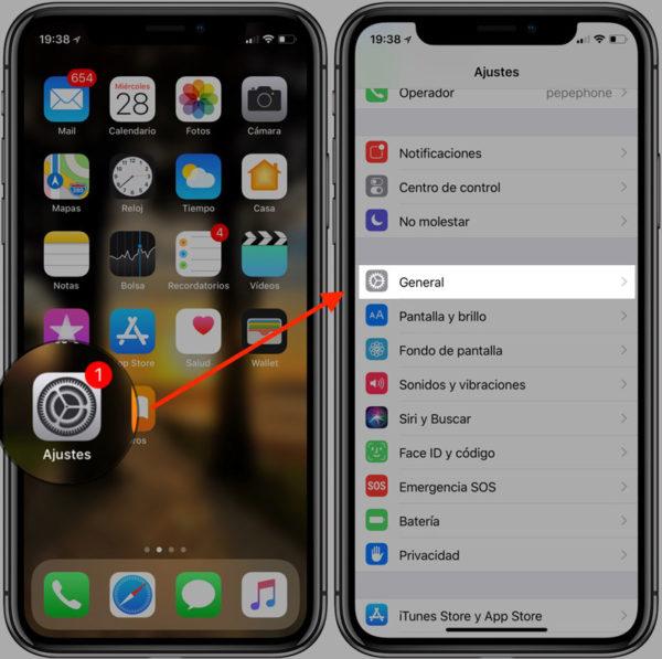 Liberar RAM iPhone X