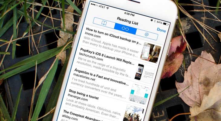 Cómo guardar artículos y vídeos para ver más tarde en tu iPhone