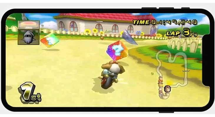 Es oficial, Mario Kart para iPhone está en camino