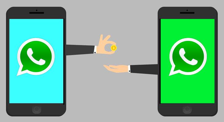WhatsApp podría introducir un sistema de pago entre personas próximamente