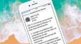 Apple soluciona el bug de la letra india con el lanzamiento de iOS 11.2.6