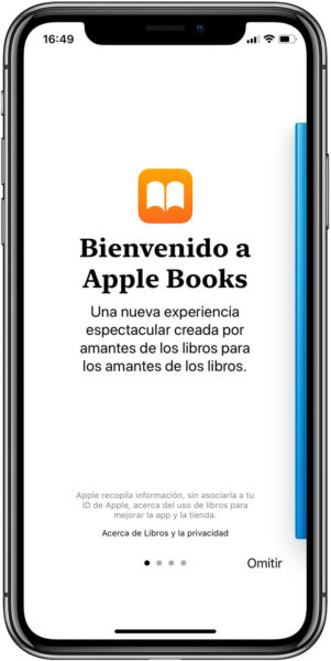 iBooks iOS 12