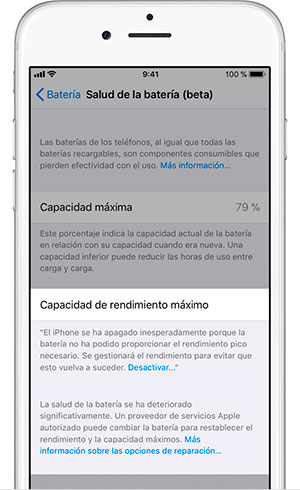 iPhone-Batería-Deteriorada