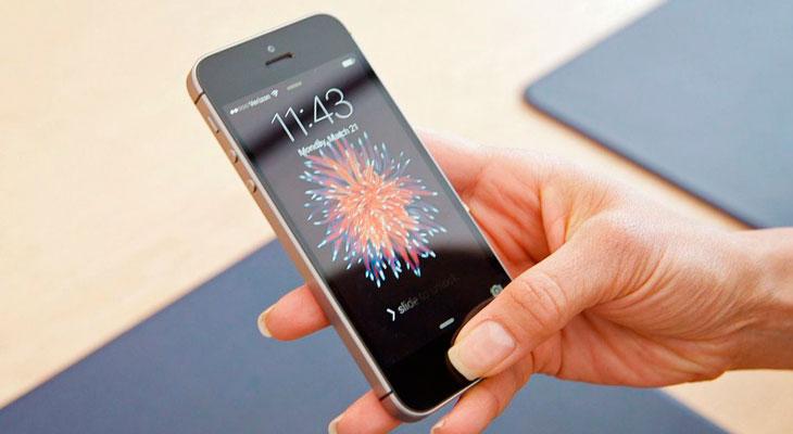 El iPhone SE 2 podría llegar en junio y tener una pantalla más grande