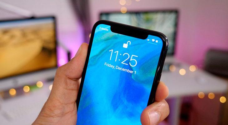 """Los iPhones de 2018 podrían tener un """"notch"""" más pequeño que el del iPhone X"""
