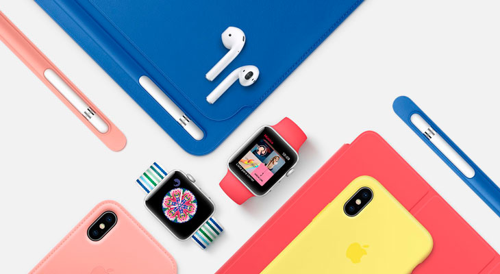 La primavera llega a Apple con nuevas fundas para iPhone y iPad y correas para el Apple Watch
