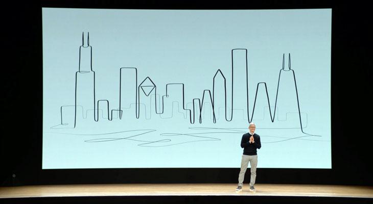 Todo lo que Apple presentó en su evento de ayer y cómo verlo