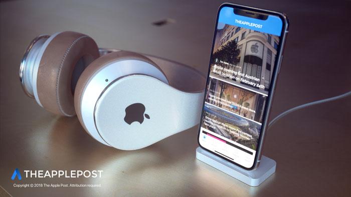 Auriculares-Apple-Concepto