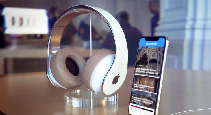 Los nuevos auriculares inalámbricos de diadema de Apple tendrán cancelación de sonido