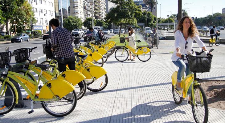 Apple Maps ahora ofrece información sobre bicicletas compartidas en 179 ciudades