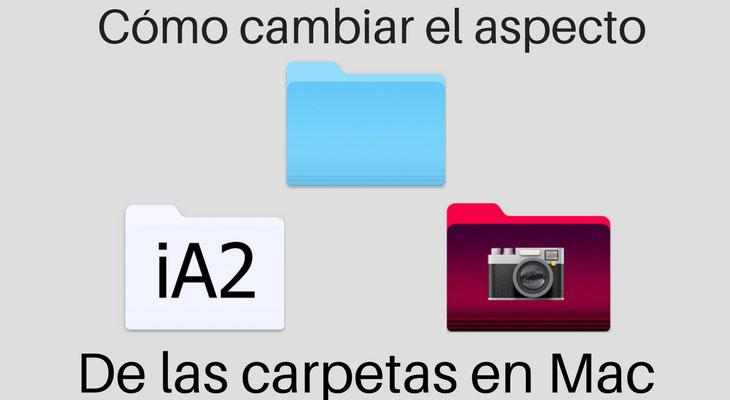 Cómo personalizar las carpetas del Mac a tu gusto