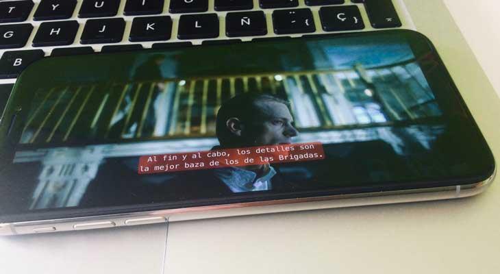 Cómo cambiar el aspecto de los subtítulos del iPhone