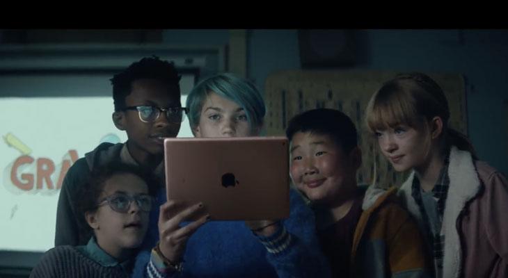 Así serán los deberes del cole según Apple [Vídeo]