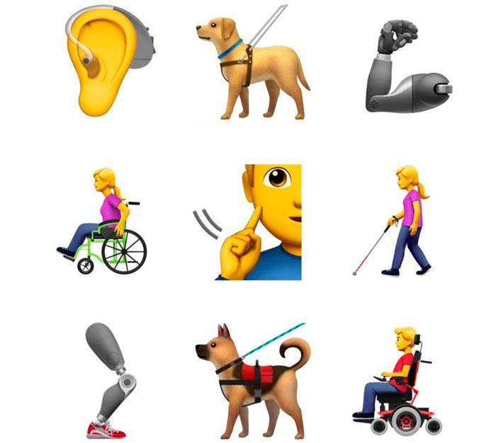 Emojis-Discapacidades-Apple