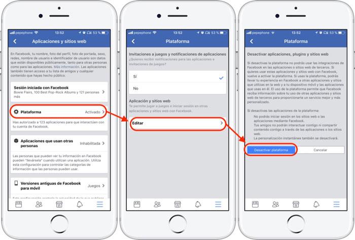 Facebook-Aplicaciones-Desactivar-Plataforma