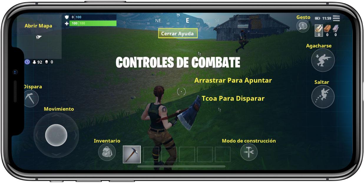 Fornite-iOS