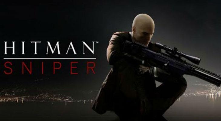 Hitman Sniper gratuito por primera vez en la App Store