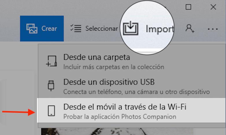 Pasar-fotos-iPhone-PC