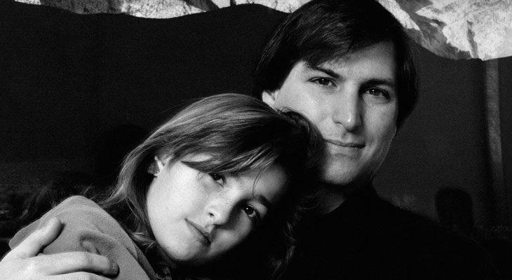 La hija de Steve Jobs hablará de su relación con su padre en su nuevo libro