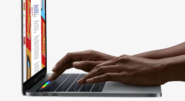 Apple está trabajando en un teclado a prueba de polvo y migas para sus MacBooks