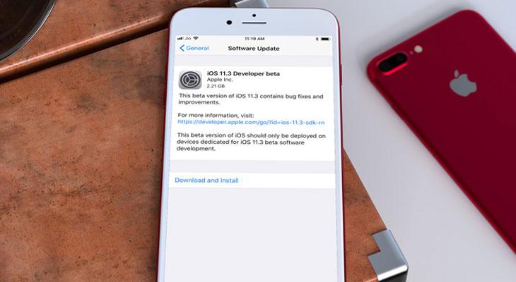 iOS 11.3 disponible para descargar, instalación y principales novedades