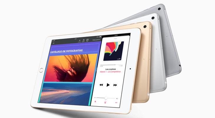 Mark Gurman confirma que Apple presentará un iPad más barato en la keynote del 27 de marzo