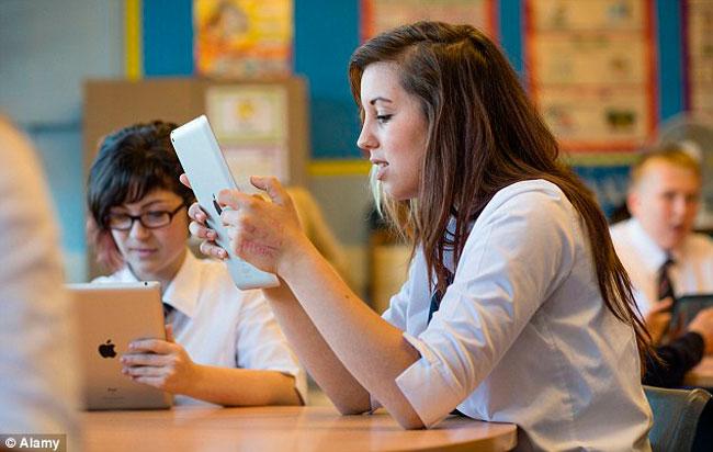 iPad-Estudiantes