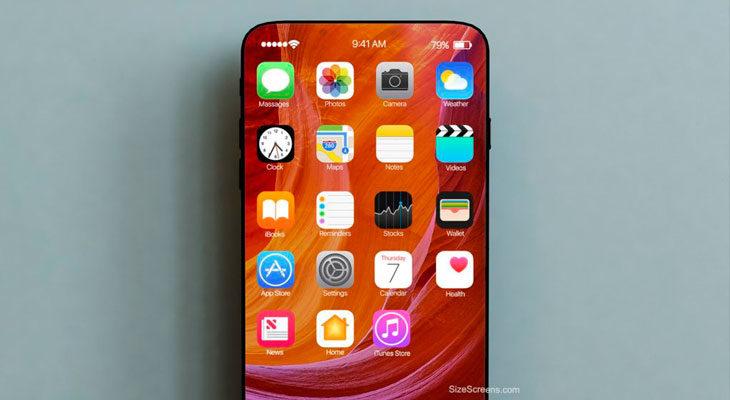"""El """"notch"""" del iPhone X podría desaparecer en 2019"""