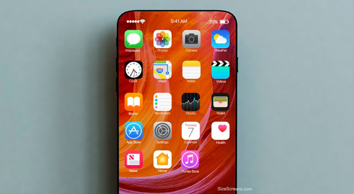 "El ""notch"" del iPhone X podría desaparecer en 2019"