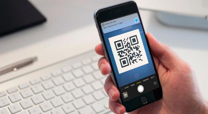 Un bug en el lector de códigos QR de la cámara del iPhone puede redirigirnos a webs indeseadas